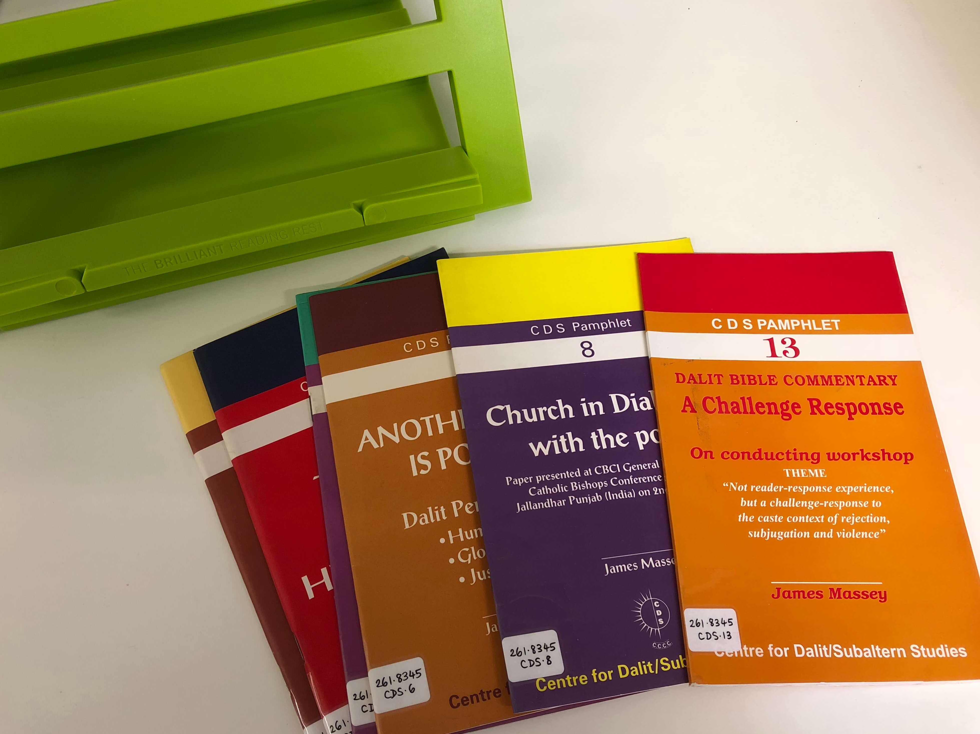Dalit Christianity - new books | Cambridge Centre for