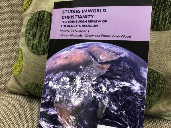 Studies in World Christianity – Book of the Week