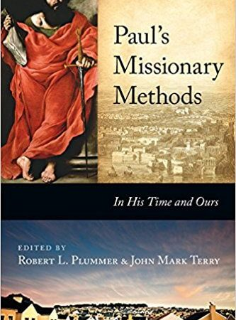 Paul's missionary methods – Book of the week